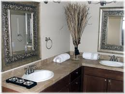 silver framed mirror brushed nickel u2014 doherty house