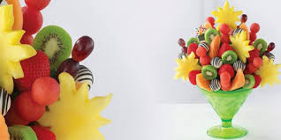 edible fruit arrangements edible arrangement scores a touchdown with special football themed