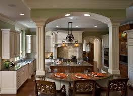 traditional kitchens kitchen design studio classic neutral colored combination hutch and beverage center