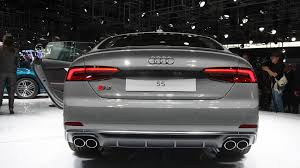 audi s5 coupe sportback grace paris with their sleek bodies