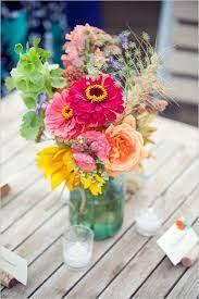 Ball Jar Centerpieces by Floral Inspiration Mason Jar Centerpieces Jar Centerpieces And