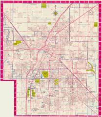 Map Of Vegas A Cartographic Journey Through Las Vegas History Part 1 Waml