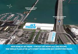 Map Of South Beach Miami by Art Miami Directions