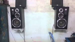 ds 9 home theater system diaton ds 32bmkii u0026 trio ka 6004 youtube