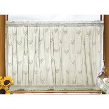 Rooster Lace Curtains by Curtain Sidelight Panel Sidelight Curtains Door Sidelight Panels