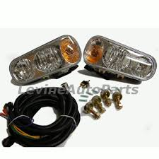 wiring snow plow lights buyers 1311100 snowplow light kit levine auto parts