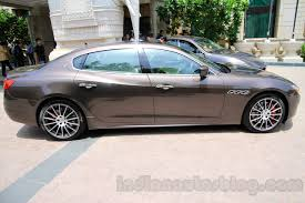maserati dealership maserati opens first dealership for india in new delhi