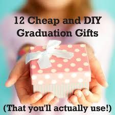 cheap high school graduation gifts diy college graduation gifts rawsolla