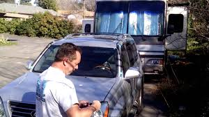 lexus is 350 windshield molding windshield replacement lexus gx470 cold knife youtube