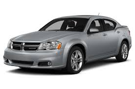 2014 dodge avenger new car test drive