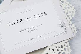 save the date designs wedding invitation create save the date cards stack lusurious