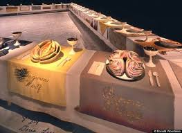 judy chicago dinner table happy birthday judy chicago interview photos judy chicago
