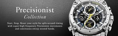 amazon com bulova men u0027s 96b175 precisionist stainless steel watch