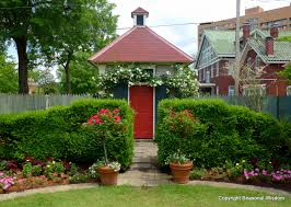 take a tour of p allen smith u0027s garden