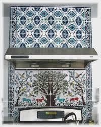 Kitchen Tile Murals Backsplash Backsplash View Kitchen Backsplash Tile Murals Home Decor