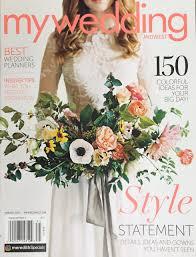 wedding planner magazine press a charming fete cleveland wedding planner event planner