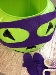 ninja turtle spirit halloween mutant ninja turtle treat bucket