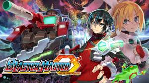 amazon com blaster master zero nintendo switch digital code