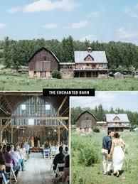 Enchanted Barn Hillsdale Wi Running Away Together Eloping At The Enchanted Barn Bridal And