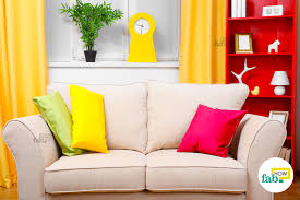 Living Room With Sofa How To Change Your Mood With Colors Fab How