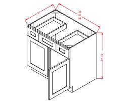60 inch white kitchen base cabinet sa vddb60 vanity dcombo base drawer stacks 60 inch