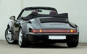 1991 porsche 911 turbo porsche 911 carrera cabriolet turbo look 1990 wallpapers and hd