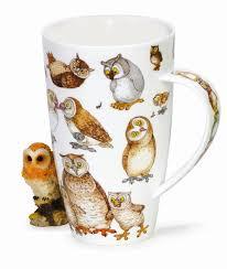 henley twitters owl mug