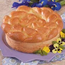 easter sweet easter bread recipe taste of home