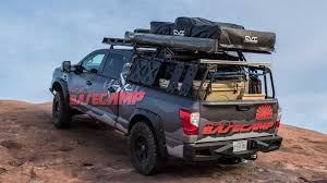 nissan titan camper interior nissan titan xd project basecamp is for backcountry explorers