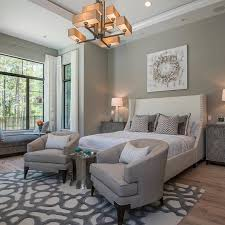 so elegant love a sitting area in a master bedroom by