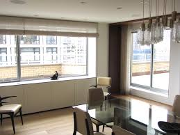 ideas window treatment ideas for living room bay window