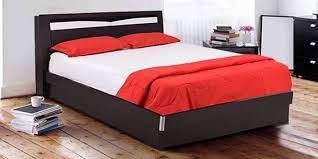 Barcelona Bedroom Furniture Buy Barcelona Size Bed With Headboard Hydraulic Storage In