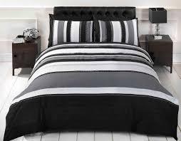 black and white duvet covers double sweetgalas