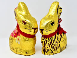 lindt easter bunny easter bunny chocolate free photo on pixabay