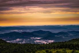 North Carolina mountains images Free photo north carolina mountains sunrise free image on jpg