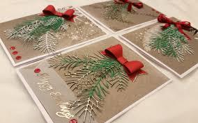 classic christmas cards u2013 diemond dies dtp craftypaws