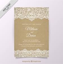 wedding invitations vector wedding invitation vectors photos and psd files free