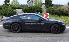 bentley exp 10 speed 6 asphalt 8 bentley continental gt spy shots and video autozaurus