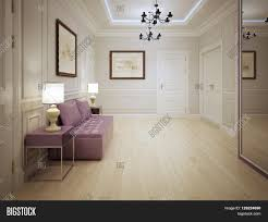 Entrance Hall Table by Modern Style Of Entrance Hall Entrance Hall With Molded Wall