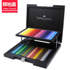 special pencils for drawing 72pcs set faber castell luxury coconut wood colored pencils