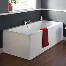 Premier Bathroom Furniture by Buy Now Premier Asselby Square Double Ended Bath