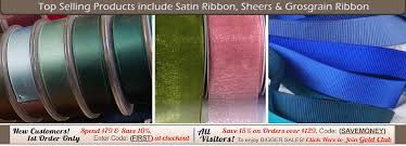 wholesale ribbon wholesale ribbon discount trims gift packaging floral design