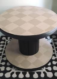outdoor tables made out of wooden wire spools how to make a table out of wooden cable spools posted by amesh at
