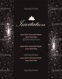 Vip Invitation Cards Invitation Template Vector Http Webdesign14 Com