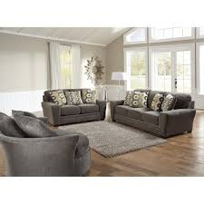 sax living room sofa u0026 loveseat grey 32970 living room
