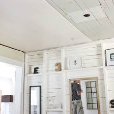 Beadboard Wallpaper On Ceiling by Ceiling Ideas The Lettered Cottage