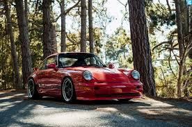 modified porsche 911 1989 porsche 964 carrera 4 by 911 design
