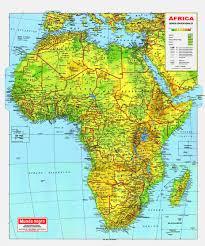 mapa de africa mapa de áfrica