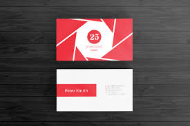 photography business card template business card templates