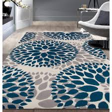 Modern Design Area Rugs Blue Living Room Rug Coma Frique Studio E31286d1776b